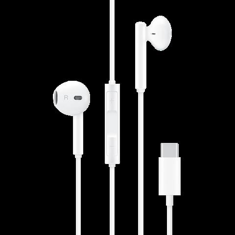荣耀经典耳机 USB Type-c版(白色)