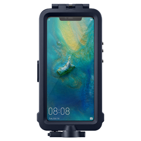 HUAWEI Mate 20 Pro 潜水保护壳 (深蓝色)