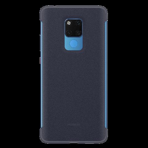 HUAWEI Mate 20 X(4G)皮革保护壳 (深蓝色)