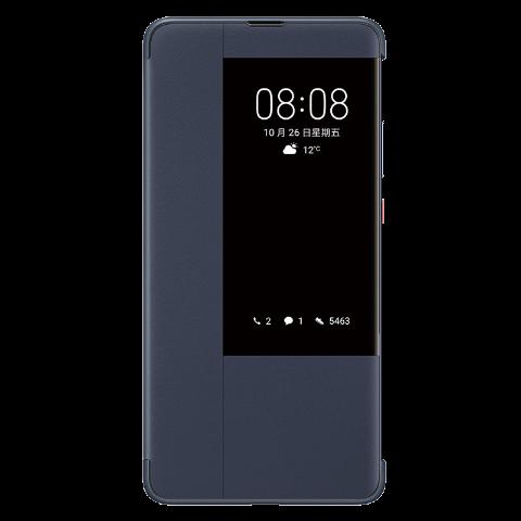 HUAWEI Mate 20 X(4G)智能视窗保护套 (深蓝色)