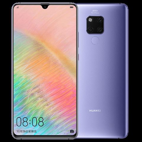 HUAWEI Mate 20 X 6GB+128GB 全网通版(幻影银)