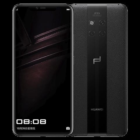 HUAWEI Mate 20 RS 保时捷设计 8GB+512GB 全网通 玄黑