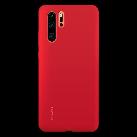 HUAWEI P30 Pro 硅胶保护壳 (红色)