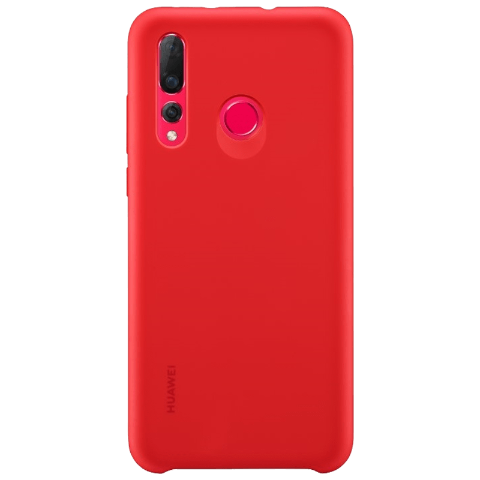 HUAWEI nova 4 硅胶保护壳(红色)