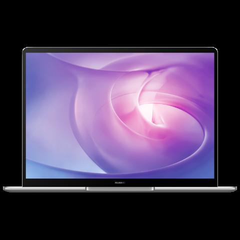(华为)HUAWEI MateBook 13 全面屏轻薄性能本 皓月银 i7 8GB 512GB 独显