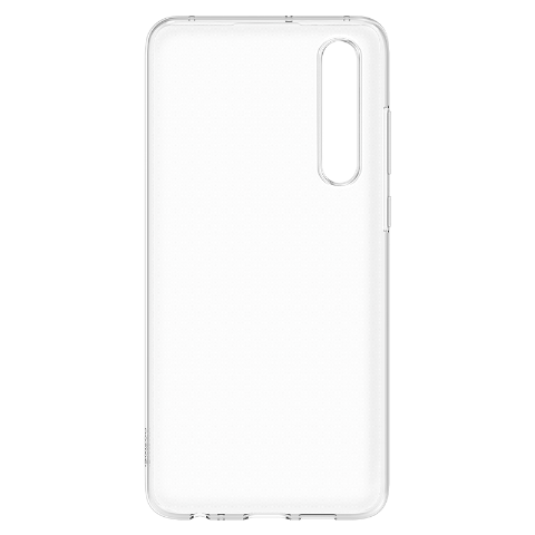 HUAWEI P30 超薄保护软壳 (半透灰)