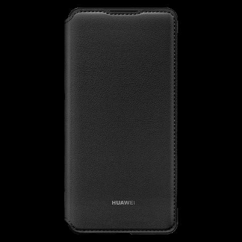 HUAWEI P30 钱包翻盖保护套 (黑色)