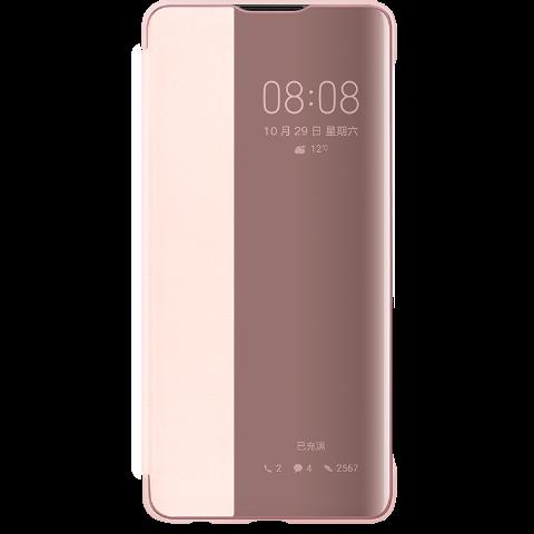 HUAWEI P30 智能视窗保护套 (粉色)