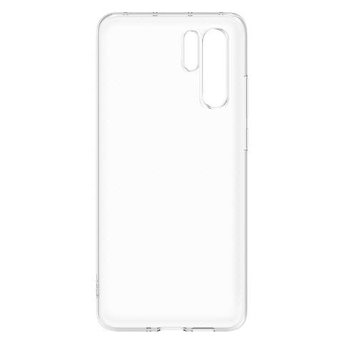 HUAWEI P30 Pro 超薄保护软壳 (半透灰)