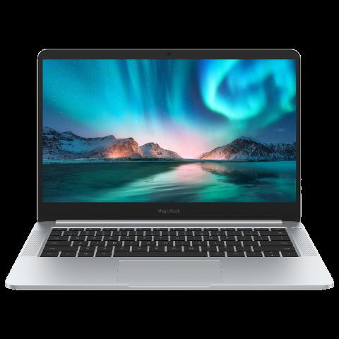 荣耀MagicBook 2019锐龙版 笔记本 R5 8+256冰河银