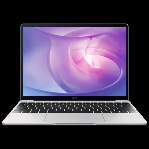 (华为)HUAWEI MateBook 13 皓月银 i7 8GB 512GB 独显