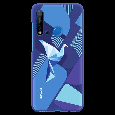 HUAWEI nova 5i PC保护壳(和平鸽蓝)