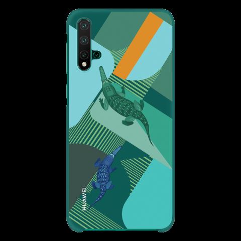 HUAWEI nova 5/nova 5 Pro 3D打印壳(鳄鱼)
