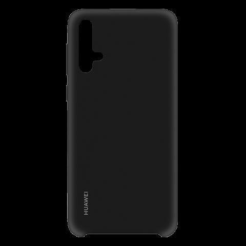 HUAWEI nova 5/nova 5 Pro 硅胶保护壳(黑色)
