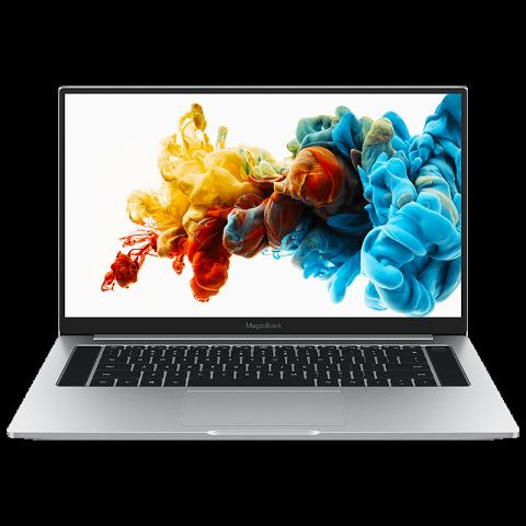 荣耀 MagicBook Pro 笔记本 i5 8+512GB 独显(冰河银)