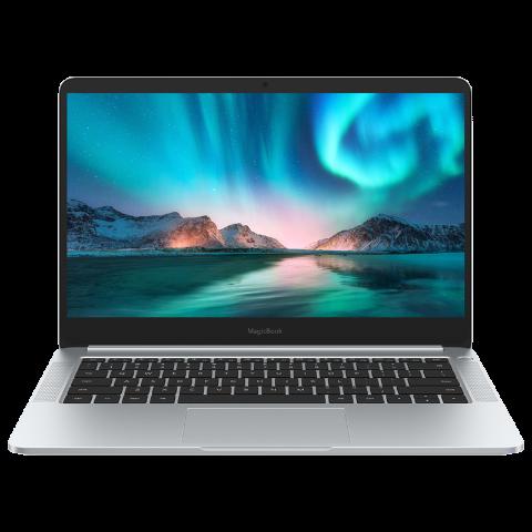 荣耀MagicBook 2019 Linux版 锐龙 R5 8+512GB(冰河银)