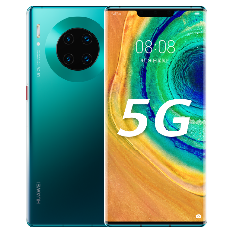 HUAWEI Mate 30 Pro 5G 全网通 8GB+256GB(翡冷翠)