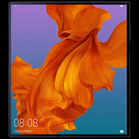 HUAWEI Mate X 5G 全网通 8GB+512GB(星际蓝)