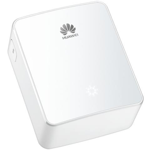 华为WiFi放大器/中继器WS331c(白色)