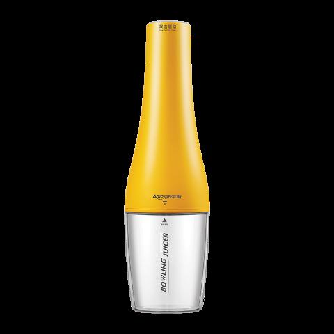 荣耀亲选生态产品 亚摩斯便携式榨汁机(阳光橙)