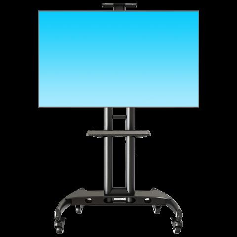 NB 立式落地可移动电视支架(32-65英寸)AVA1500 黑色