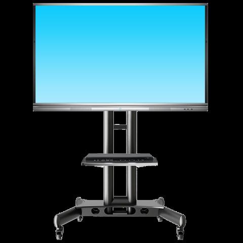 NB 立式落地可移动液晶电视支架(32-65英寸)CA55 黑色