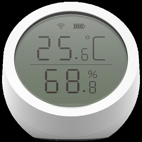 华为智选生态产品 豪恩温湿度传感器