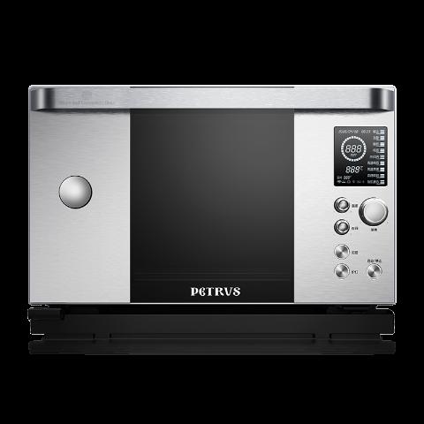 Petrus/柏翠 PE8289WT蒸烤箱炉二合一体机