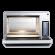 Petrus/柏翠 PE8289WT蒸烤箱炉二合一体机28L容量家用台式多能烘焙全自动