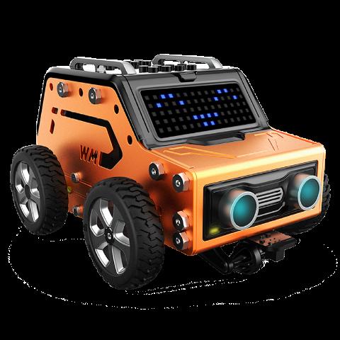 为美致新(WEEEMAKE)WeeeBot mini 酷跑侠 活力橙