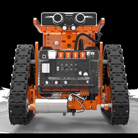 为美致新(WEEEMAKE)6合1探索者机器人 活力橙