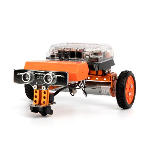 为美致新(WEEEMAKE)6合1探索者机器人 活力橙(支持HUAWEI HiLink)