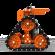 为美致新(WEEEMAKE)6合1探索者机器人