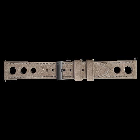 STRAPBOX 皮表带 灰色(配 HUAWEI WATCH GT)
