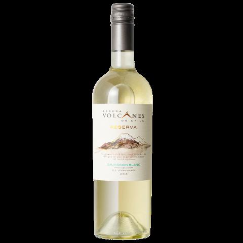 智利火山顶峰珍藏长相思干白葡萄酒