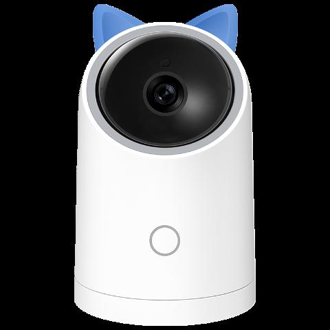 华为智选生态产品 海雀AI全景摄像头