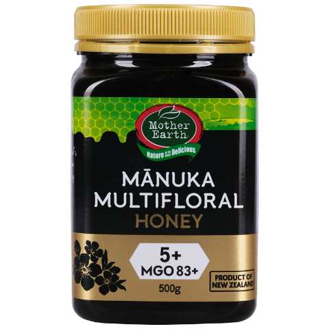 新西兰蔓尔斯麦卢卡蜂蜜5+