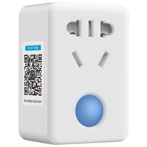 BroadLink SP mini3 WiFi智能定时器开关插座(白色)