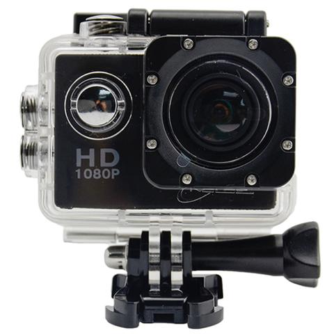 锐力 Relee RLDV-AT44W 高清运动摄像机(黑色)