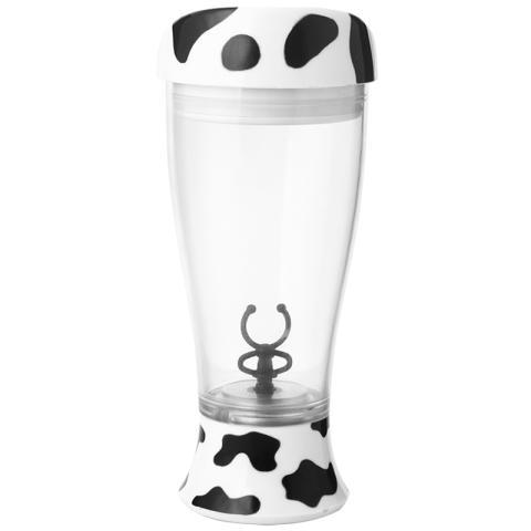 便携式奶牛款自动搅拌杯 电动涡旋杯(奶牛款)