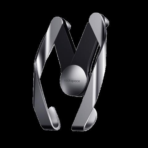 ROCK-M 车载手机支架 金属版(灰色)
