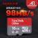 闪迪 SanDisk 高速TF卡 存储卡 80MB/秒