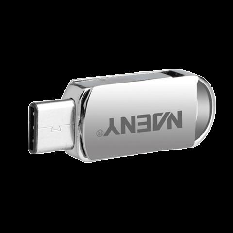 耐翔 Type-C 手机电脑通用U盘 32GB(银色)