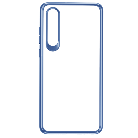 ROCK (洛克) 华为 P30 晶彩系列保护壳 蓝色
