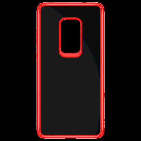 ROCK (洛克) 华为 Mate20 晶彩系列保护壳 红色