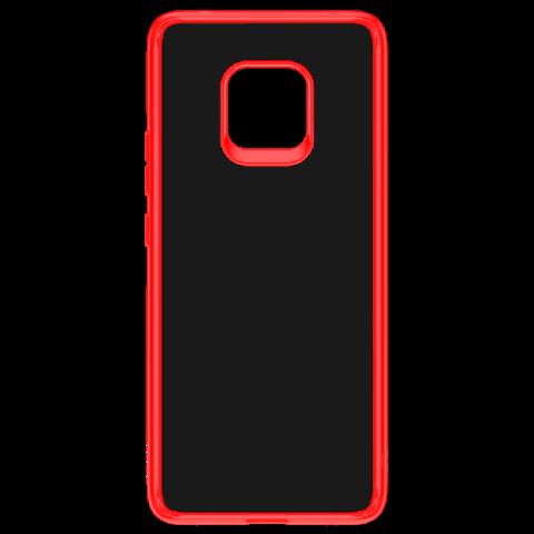 ROCK (洛克) 华为 Mate20 Pro 晶彩系列保护壳 红色