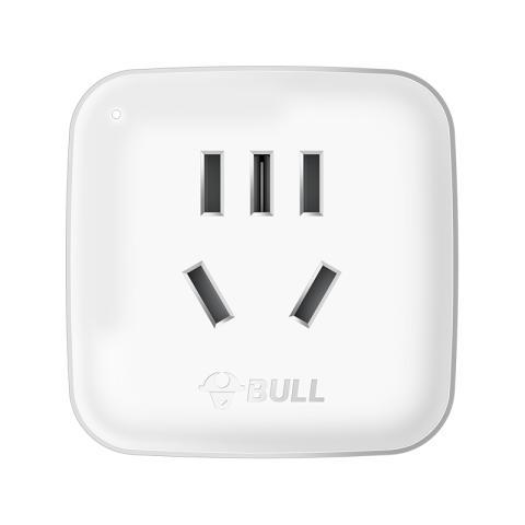 公牛WiFi智能插座2代(白色)(支持HUAWEI HiLink)