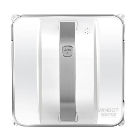 科沃斯(Ecovacs)W850 窗宝全自动擦玻璃智能擦窗机器人(银色)