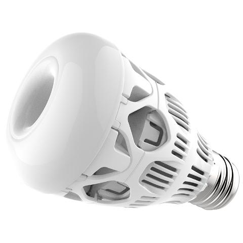 三思非智能球泡灯-暖白光(白色)