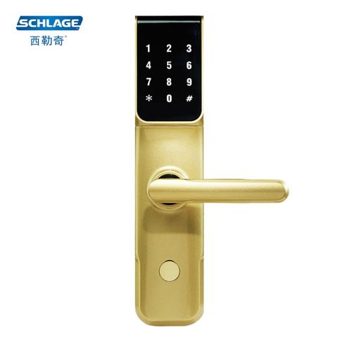 西勒奇智能指纹锁